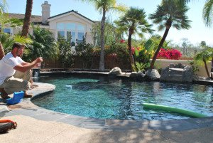 Pool Service With Salt Water System in Carmel Valley, CA, 92130