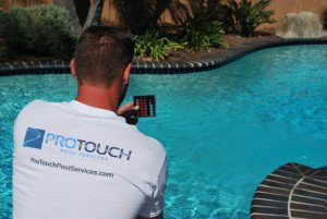 Swimming Pool Service Portfolio In Carmel Valley, Ca