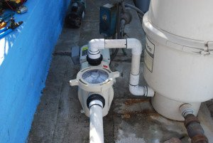 New Pentair Energy Efficient Pool Pump In Clairemont, CA