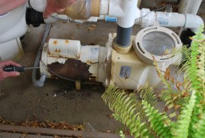 New Energy Efficient Pentair Pool Motor Installation in Point Loma