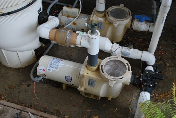 Pool Pump Repair Motor Installed In Point Loma Protouch