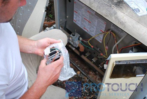 heater transformer 40 VA 471571