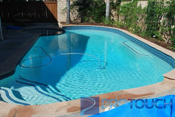 Rancho penasquitos home pool inspection protouch for Swimming pool inspection report