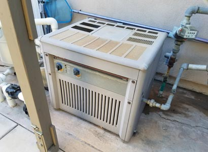 Hayward H-Series pool heater in Scripps Ranch not working