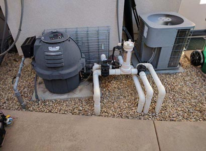 Scripps Ranch pool heater no longer working