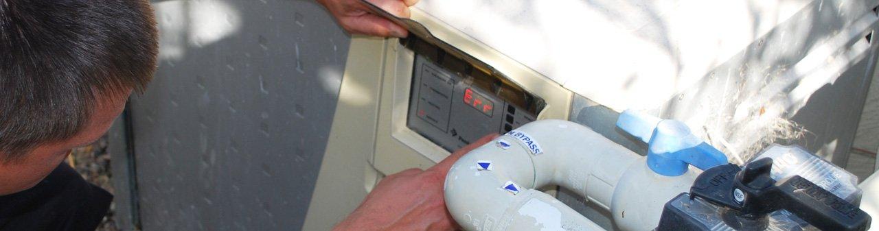 Diagnosis and Repair Pentair pool heater