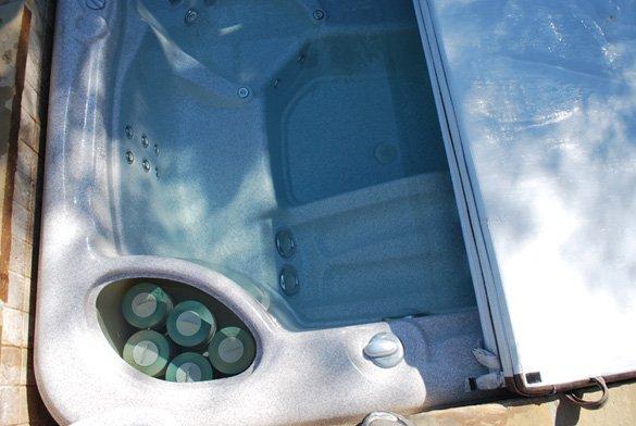 hot tub cleaning carmel valley san diego