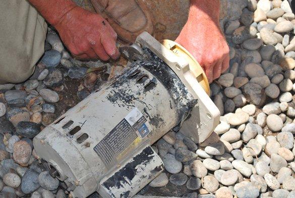1/2 HP Pool Motor Replacement in Del Cerro, CA