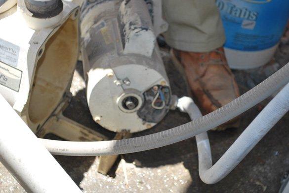 pool motor replacement del cerro ca 6