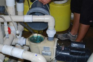 Commercial Pool Pump Repair Completed The Same Day