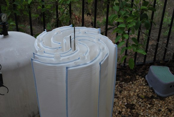 new 60 sq ft fns pentair filter grids
