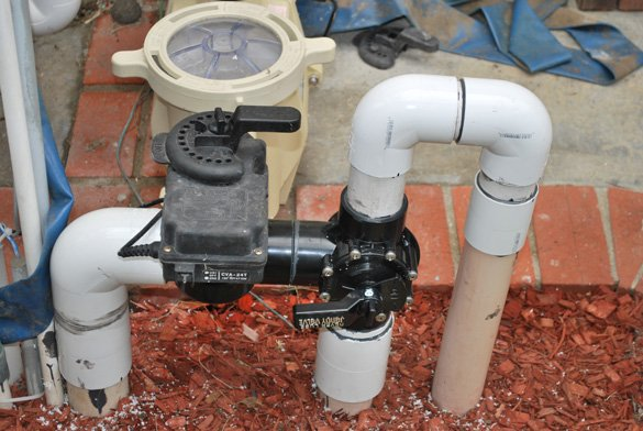 Swimming Pool Plumbing Repair In Tierrasanta Protouch