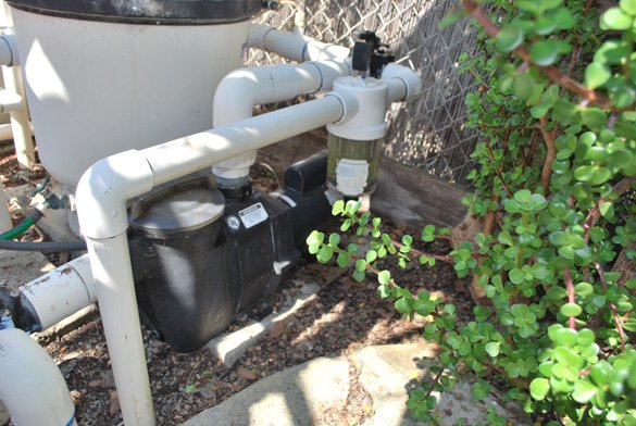 hayward rs swimming pool pump