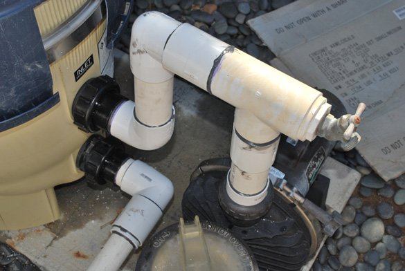 Pool Equipment Plumbing Repair In Tierrasanta Protouch
