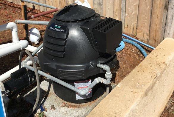 400 BTU Max-E-Therm heater