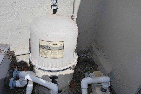Pentair FNS Plus pool filter
