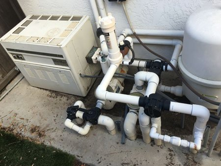 Pool Equipment Installation In Rancho Penasquitos