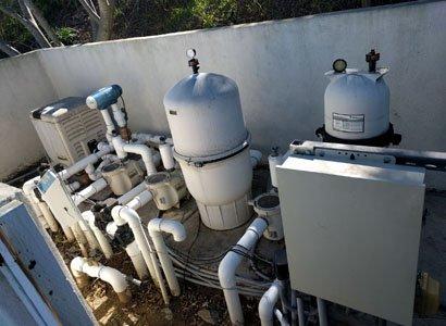 Pentair pool equipment in Rancho Santa Fe