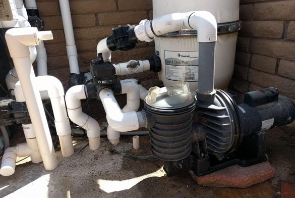 La Jolla Pool Pump Installation Pentair Intelliflo 2 Vst