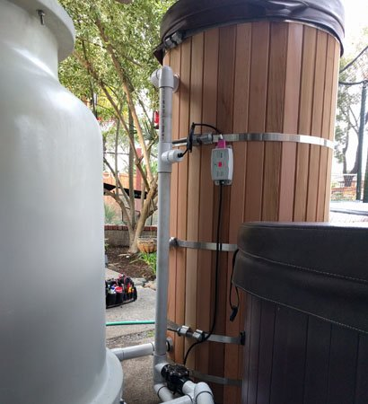 complete cold water therapy tank san diego