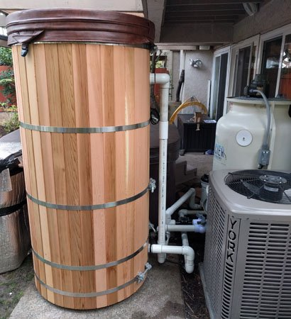 Cold Water Therapy Equipment Install San Diego