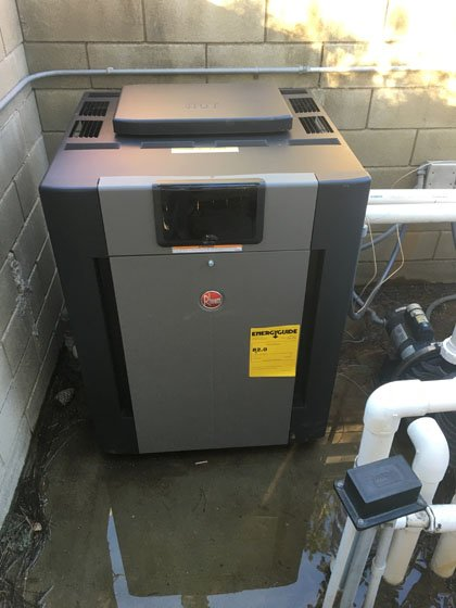 Escondido Pool Heater Installation Pool Pump And