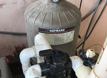 Replacing this older Hayward Pro Grid D.E.pool filter