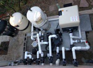 Pool plumbing and pool equipment replacement Rancho Santa Fe