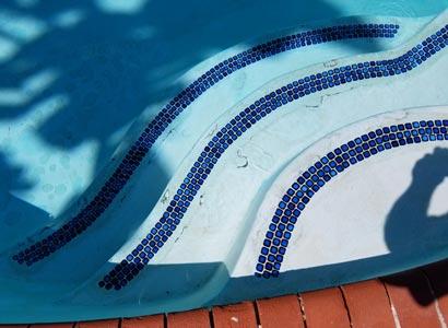 black pool algae found during pool repair inspection san diego