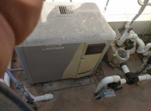 Older Pentair MiniMax NT that needed to be repaired in Santee